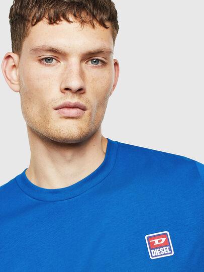 Diesel - T-DIEGO-DIV, Blau - T-Shirts - Image 3