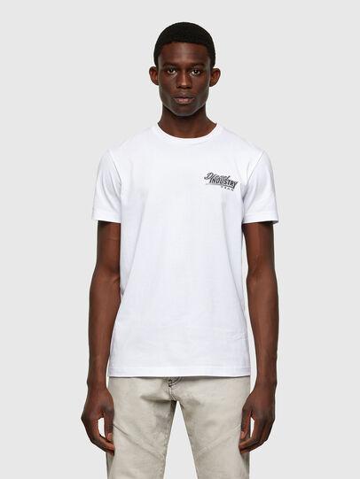 Diesel - T-DIEGOS-K42, Weiß - T-Shirts - Image 1