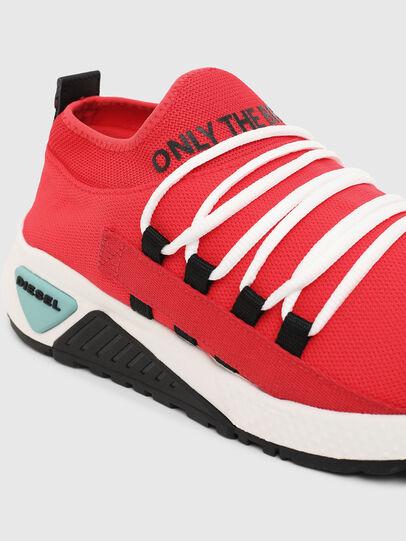 Diesel - S-KB SLG, Rot - Sneakers - Image 4