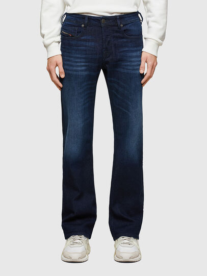 Diesel - Zatiny 069TN, Blu Scuro - Jeans - Image 1