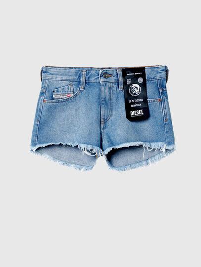 Diesel - DE-RIFTY, Blu Chiaro - Shorts - Image 6