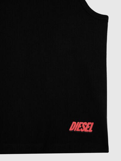 Diesel - UMTK-LOCO-ELAS, Schwarz - Oberteile - Image 3