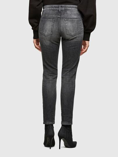 Diesel - D-Ollies JoggJeans® 009QT, Schwarz/Dunkelgrau - Jeans - Image 2