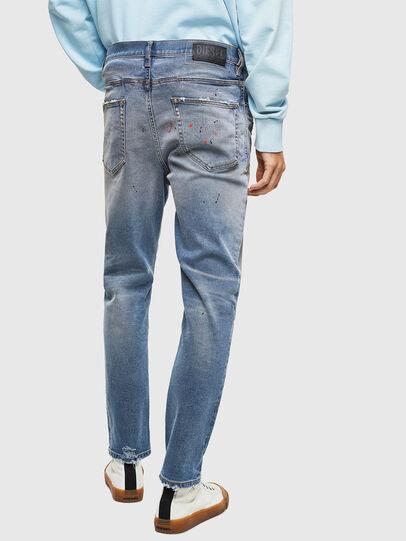Diesel - D-Eetar 009BN, Mittelblau - Jeans - Image 2