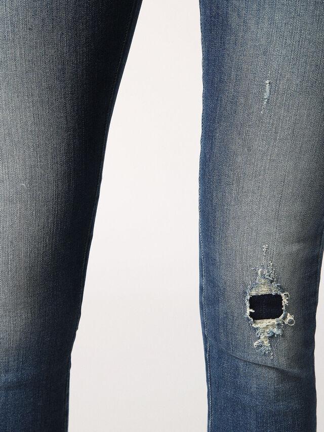 Diesel Slandy 084MU, Mittelblau - Jeans - Image 5