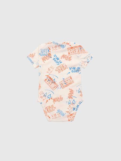 Diesel - ULENT-NB, Blanc/Orange - Underwear - Image 2