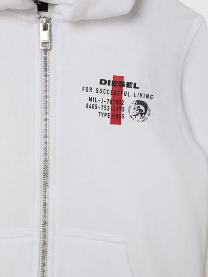 Diesel - UMLT-SBRANDONZ, Blanc - Underwear - Image 3