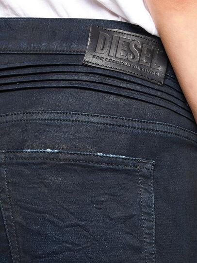 Diesel - Fayza JoggJeans® 069RW, Bleu Foncé - Jeans - Image 4