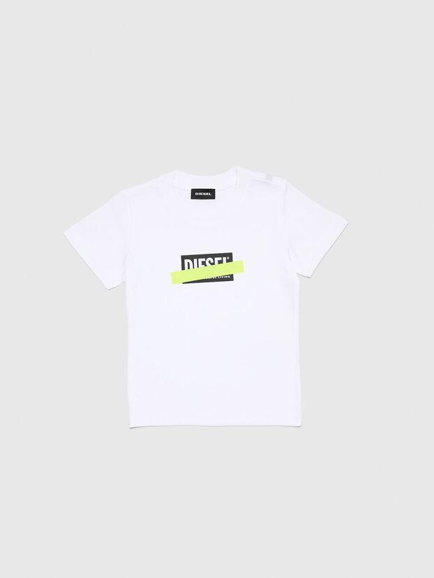 TJUSTDIXB-R, Weiß - T-Shirts und Tops