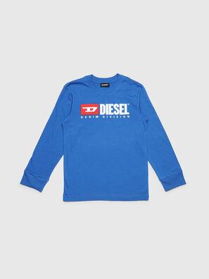 TJUSTDIVISION ML, Himmelblau - T-Shirts und Tops