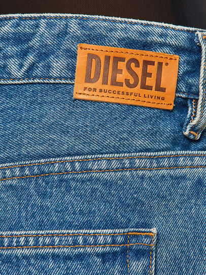 Diesel - D-Reggy 0079H, Mittelblau - Jeans - Image 4