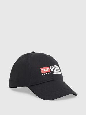 CAP-CUTY, Schwarz - Hüte