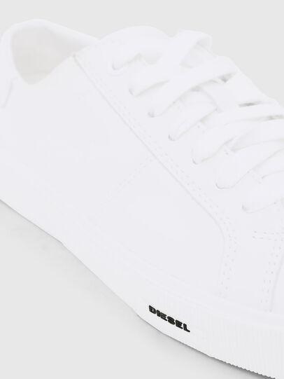Diesel - S-MYDORI LC W, Blanc - Baskets - Image 4