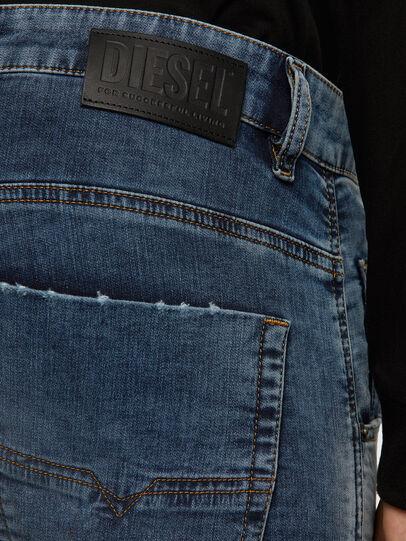 Diesel - KROOLEY JoggJeans® 069NL, Mittelblau - Jeans - Image 4