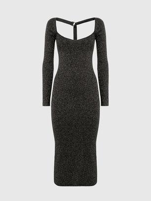 M-AMETRINE, Noir - Robes