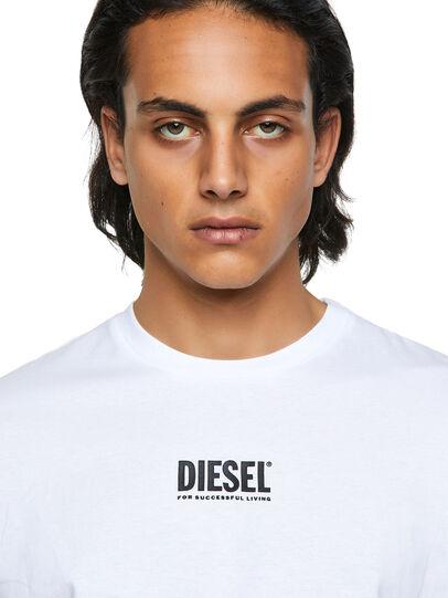 Diesel - T-DIEGOS-ECOSMALLOGO, Weiß - T-Shirts - Image 3