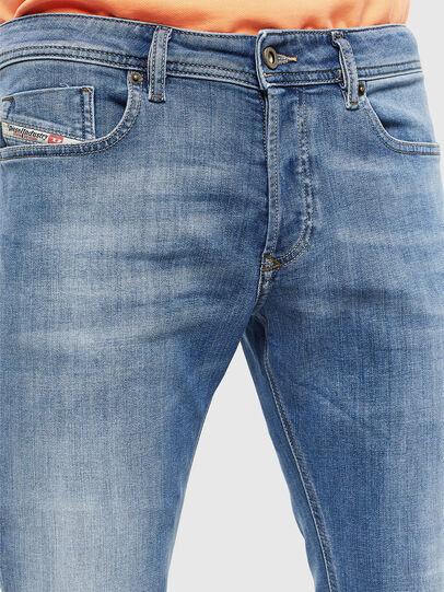 Diesel - Sleenker 0095G, Hellblau - Jeans - Image 3