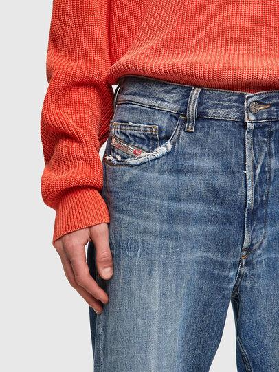 Diesel - D-Macs 09A25, Blu medio - Jeans - Image 4