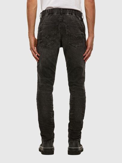 Diesel - KROOLEY JoggJeans® 009FZ, Schwarz/Dunkelgrau - Jeans - Image 2