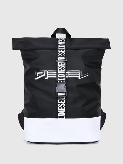 Diesel - BBAG-ZAINO, Black/White - Beachwear accessories - Image 1