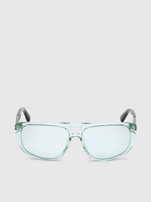 DL0300, Hellblau - Sonnenbrille