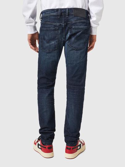 Diesel - Sleenker 069XD, Blu Scuro - Jeans - Image 2