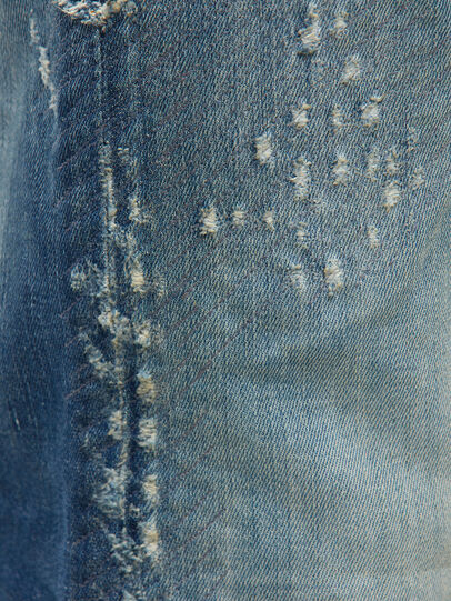 Diesel - KROOLEY JoggJeans® 009NK, Mittelblau - Jeans - Image 5