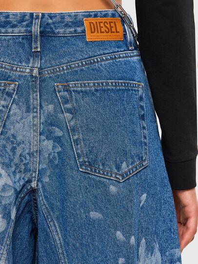 Diesel - D-Spritzz 009GV, Mittelblau - Jeans - Image 4