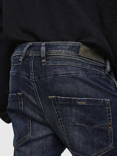 Diesel - Belther 0814W, Dunkelblau - Jeans - Image 4