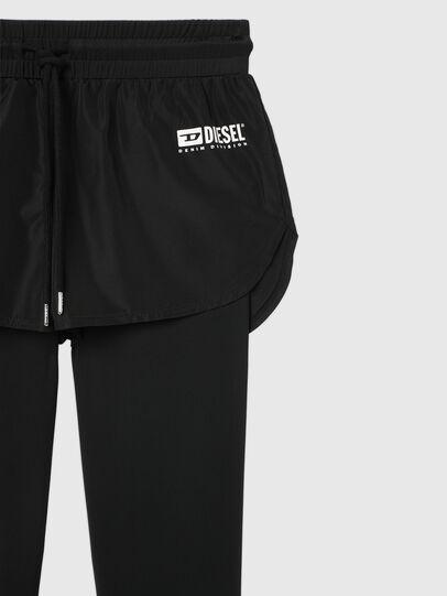 Diesel - UFLB-FAUSTIN-LP-MJ, Noir - Pantalons - Image 3