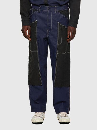 Diesel - D-Franky JoggJeans® 0EEAW, Bleu Foncé - Jeans - Image 1