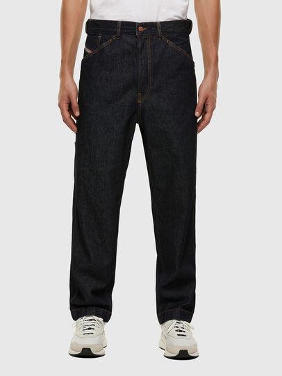 Diesel - D-Franky 009HP, Dunkelblau - Jeans - Image 1