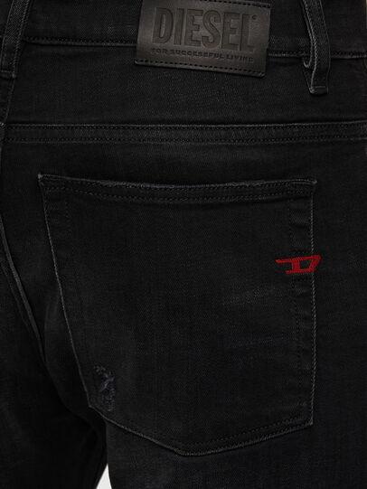 Diesel - D-Amny 0092B, Noir/Gris foncé - Jeans - Image 4