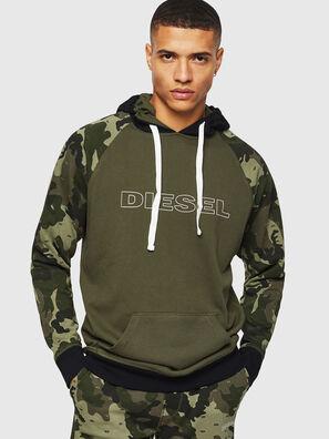 UMLT-BRIAN, Camouflagegrün - Sweatshirts