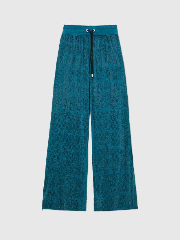 P-STRASS-D, Wassergrün - Hosen