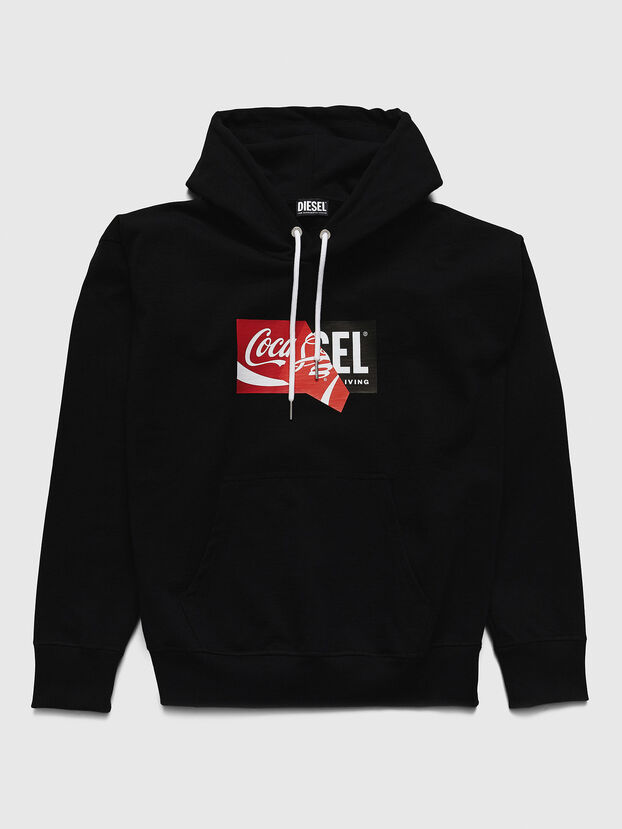 CC-S-ALBY-COLA, Schwarz - Sweatshirts