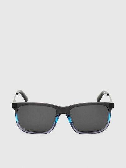 Diesel - DL0309, Schwarz/Blau - Sonnenbrille - Image 1