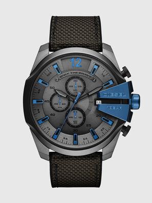DZ4500, Schwarz/Blau - Uhren
