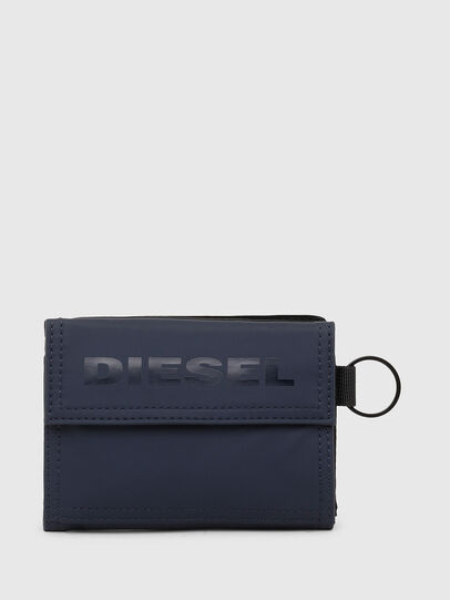 Diesel - YOSHI, Dunkelblau - Kleine Portemonnaies - Image 1