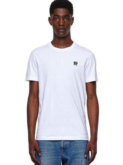 Diesel - T-DIEGOS-K30, Weiß - T-Shirts - Image 1