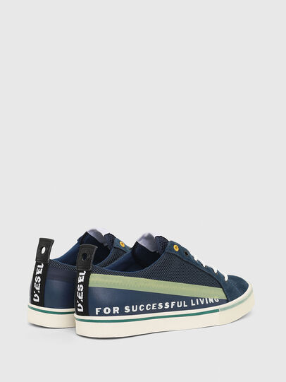 Diesel - S-DVELOWS LOW, Bunt/Blau - Sneakers - Image 3