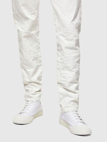 Diesel - D-Kras 0HBAJ, Blanc - Jeans - Image 5