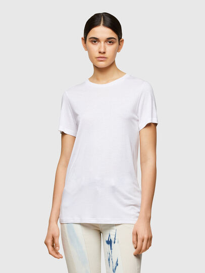 Diesel - T-SILY-A8, Blanc - T-Shirts - Image 1