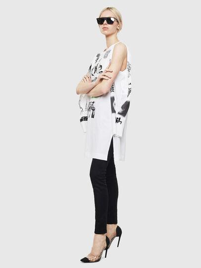 Diesel - T-ROSY-A, Weiß - T-Shirts - Image 5