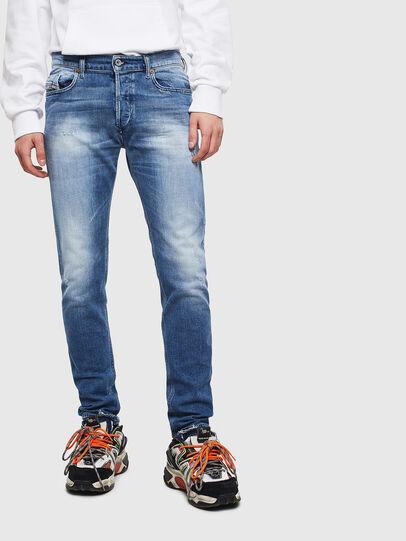 Diesel - Tepphar 0096D, Hellblau - Jeans - Image 1
