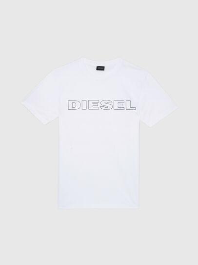 Diesel - UMLT-JAKE TWOPACK, Schwarz/Weiß - Oberteile - Image 2