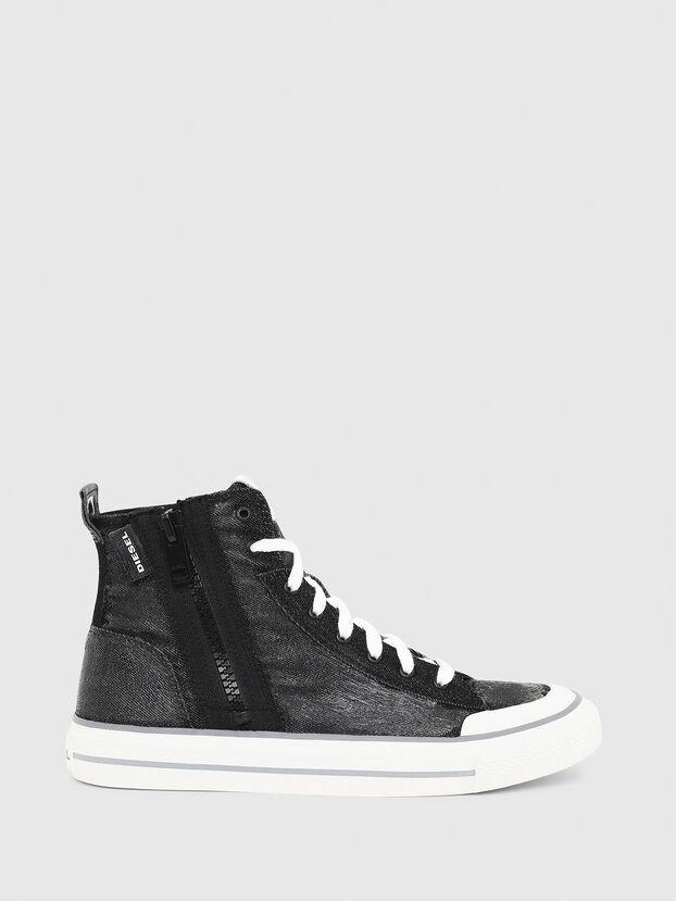 S-ASTICO MID ZIP, Schwarz - Sneakers