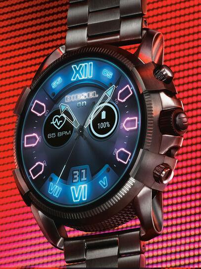 Diesel - DT2011, Silbergrau - Smartwatches - Image 2