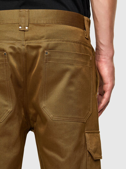 Diesel - P-BAKER, Marron - Pantalons - Image 5