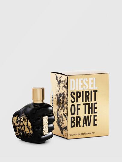Diesel - SPIRIT OF THE BRAVE 200ML, Noir/Doré - Only The Brave - Image 1